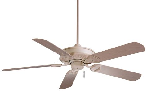 Outdoor Ceiling Fans by Minka Aire F589 Sundowner 54 Inch Indoor Outdoor Ceiling Fan
