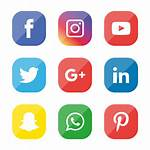 Social Icons Illustrator Icon Transparent Tiktok App