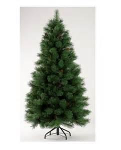 best artificial trees medium sized tree homebase 5ft green spruce goodtoknow
