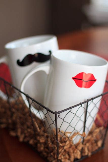 angenuity diy holiday gifts his and hers mugs
