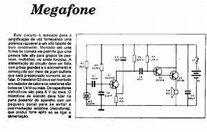 Eletr U00f4nica E Inje U00e7 U00e3o Epaulino   Amplificador De Voz  Megafone