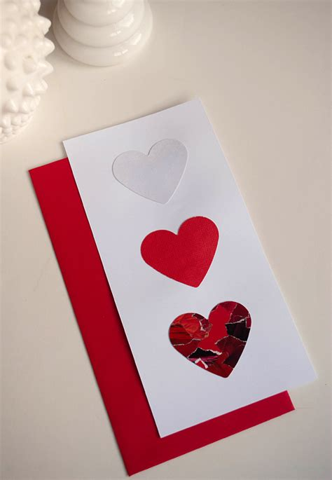 diy valentine day card ideas  wow style