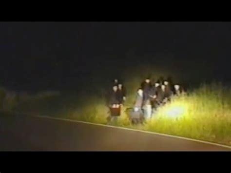 hombres de negro aparecen en medio de la noche en carretera  de julio  explicacion