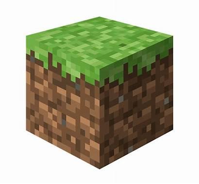 Minecraft Grass Block Brick Land Coub Transparent