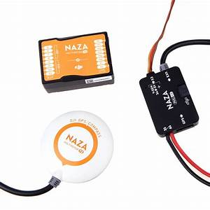 Original Dji Naza V2 Flight Controller W   Gps  U0026 Pmu V2 For Multirotor Quadcopter