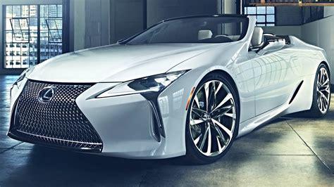 2020 Lexus Lc by 2020 Lexus Lc Convertible Concept Lexus Lc 2020