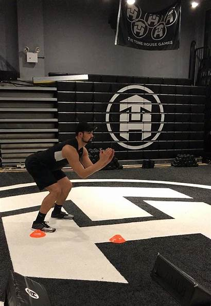 Bounds Forward Sports Cardio Totally Drills Count
