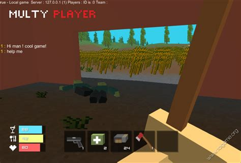 pixel survival craft game   full games