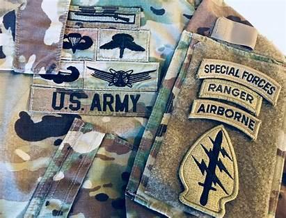 Army Badges Uniform Patch Combat Ocp Military