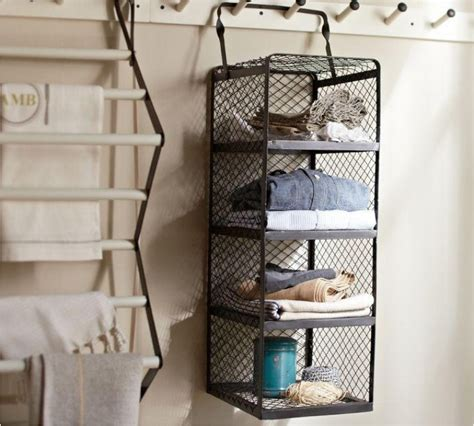 wire hanging shelf 31 diy hanging shelves for every room in your home