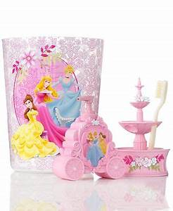 disney bath accessories disney princesses collection With disney princess bathroom set