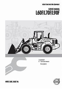 Volvo L90f Service Manual   Wiring Diagrams