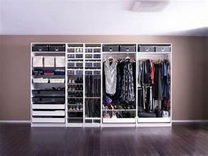 Begehbarer Schrank System : functional ikea pax closet system bedroom pinterest offener schrank kleideraufbewahrung ~ Markanthonyermac.com Haus und Dekorationen