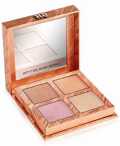 Urban Decay O.N.S. Afterglow Highlighter Palette for ...