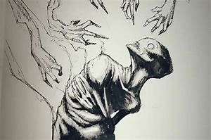 This artist has created illustrations of mental illnesses ...