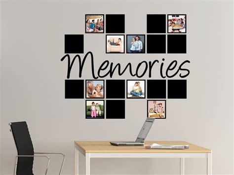 wandtattoo fotorahmen memories wandtattoo de