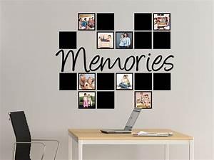 Wandtattoo Mit Bilderrahmen : wandtattoo fotorahmen memories von ~ Bigdaddyawards.com Haus und Dekorationen