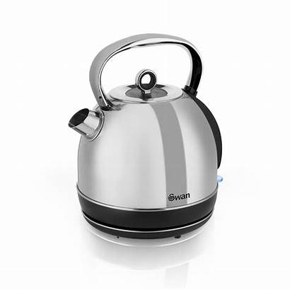 Swan Kettle Steel Stainless Dome 7l Kettles