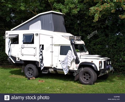Landrover Expedition Vehicle Stock Photo, Royalty Free