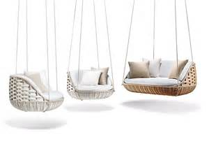White Wicker Outdoor Patio Furniture by World S First Floating Outdoor Living Room By Dedon