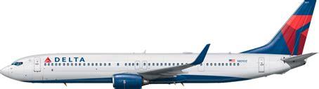 Boeing 737-900ER : Delta Air Lines