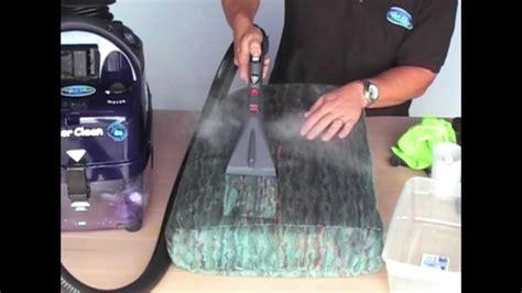 vapor clean desiderio  steam vacuum cleaner youtube