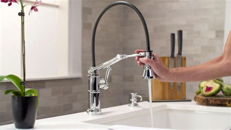 brizo kitchen faucet reviews buying guide  faucet mag