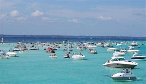 Pontoon Boat Destin Fl by Friendly Tours In Destin Fl Us