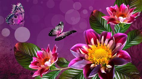 May Flowers Wallpaper Hd Desktop (66+ Images
