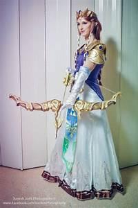 Twilight Princess Zelda cosplay! - 9GAG
