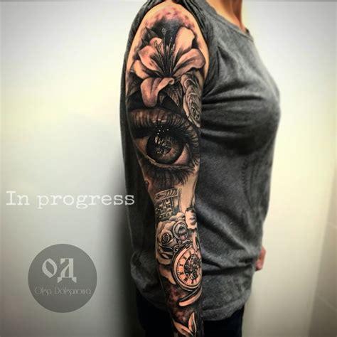 ideas  realistic tattoo sleeve  pinterest