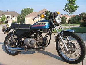 1974 Harley Davidson 350 Sprint For Sale On 2040