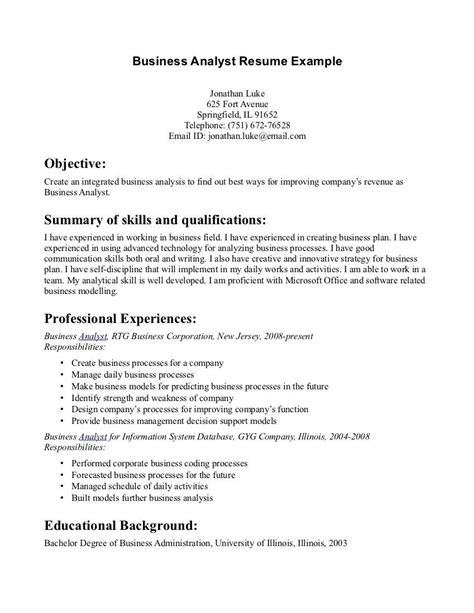 resume profile objective sumary writing resume objectives objective statement