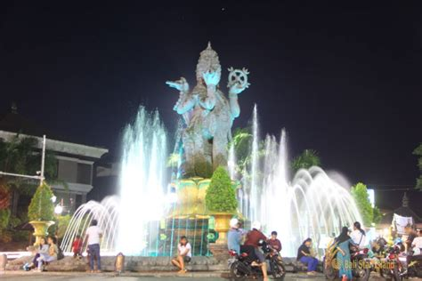 denpasar city bali capital city places  interest