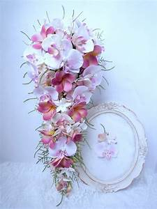 Bouquet Fleur Mariage : bouquet de mari e en cascade frangipanier plumeria ~ Premium-room.com Idées de Décoration