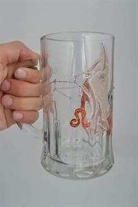 Mikrowelle Geschirr Glas : madeheart handmade gro es bierglas bierkrug glas bemalt geschirr aus glas k chen deko ~ Watch28wear.com Haus und Dekorationen