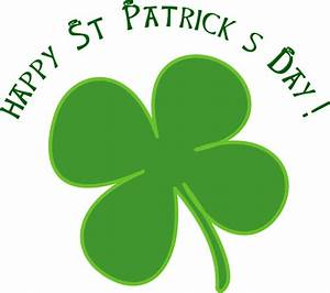 happy st patricks day shamrock - /holiday/Saint_Patricks ...