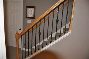 Unique Wrought Iron Stair Railing The Typical ~ Clipgoo
