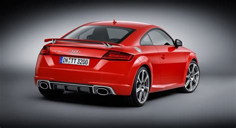 Audi Tt Rs by 2017 Audi Tt Rs Coupe Review Caradvice