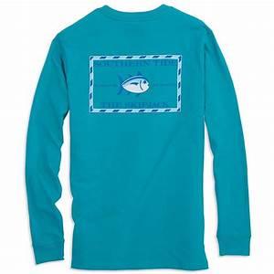 Southern Tide Original Skipjack Long Sleeve T-Shirt