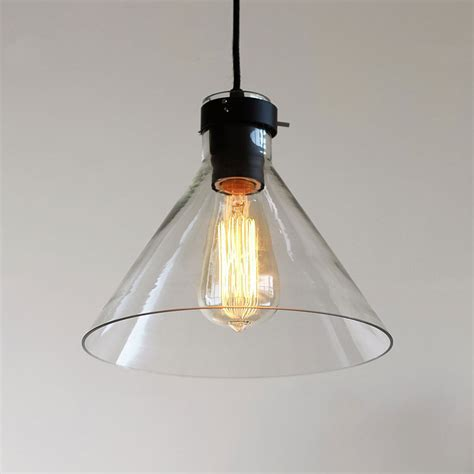 Lighting Ceiling Lights Pendant Lights Country Pendant Light Iron & Glass ceiling lights