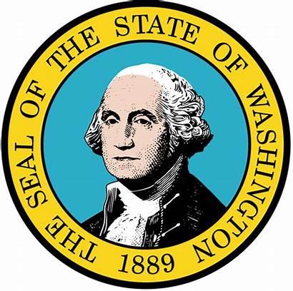 Washington State Seal Wa Flag Symbols Symbol
