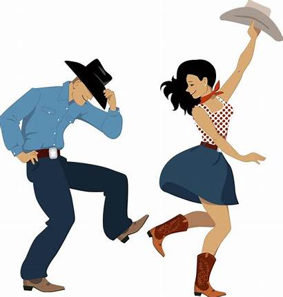 Dancing Country Dance Line History Western Dancers