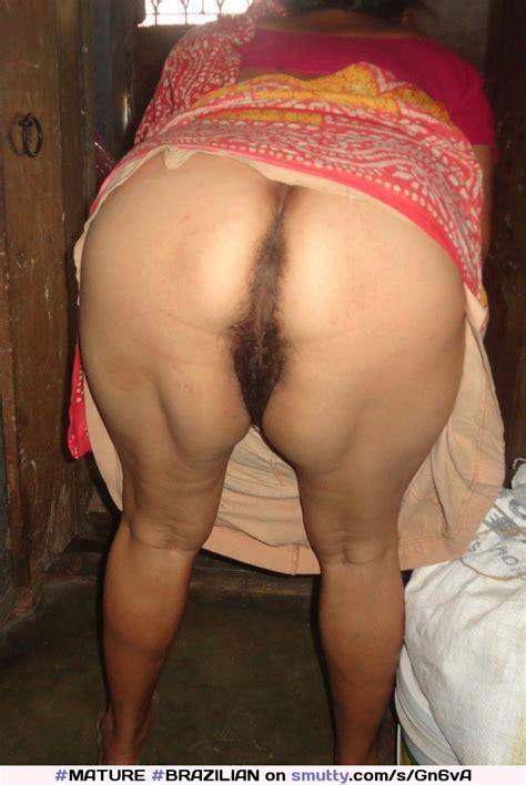 Mature Brazilian Amateur Milf Ass Tits