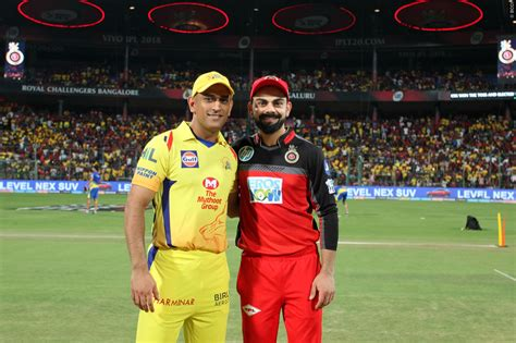 Csk, on the other hand, has hit back after losing chennai super kings. Preview: M35 - CSK vs RCB