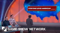 As A Kid...   America Says   Game Show Network - YouTube