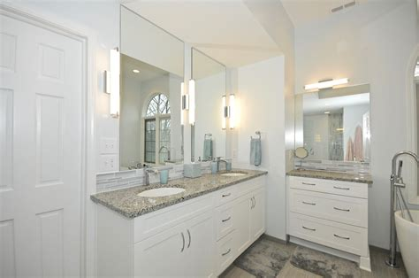 Richelieu Cabinet Hardware Indianapolis by Guyco Homes Mill Bathroom Remodel