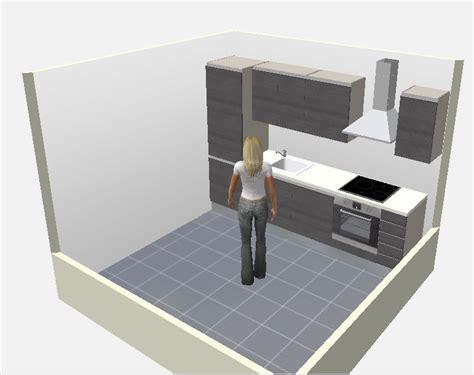 logiciel amenagement cuisine gratuit 8 plans de cuisines pour une pièce carrée cuisine plus