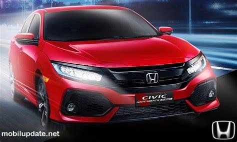 Gambar Mobil Honda Civic Hatchback by Honda Civic Hatchback Turbo Meluncur Berapa Harganya