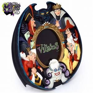 Disney Store & Parks Disney Villains Resin Figural Frame